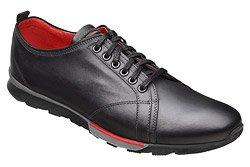 Półbuty Sneakersy KRISBUT 4958-1-1 Czarne