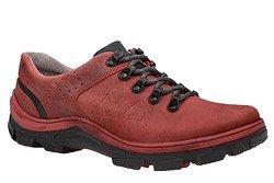 Półbuty buty trekkingowe KORNECKI 5329 Czerwone