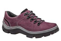 Półbuty buty trekkingowe KORNECKI 5329 Lila