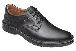 Półbuty sznurowane buty KRISBUT 4560-6-1 Czarne