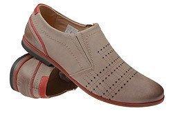 Półbuty wsuwane buty KRISBUT 4610-3-1