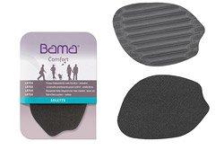 Półwkładki do obuwia Lateksowe BAMA Comfort SOLETTE TOELESS