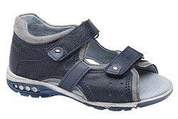Sandałki dla chłopca KORNECKI 4513 Granatowe