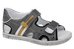 Sandałki dla chłopca KORNECKI 4537 Grafitowe