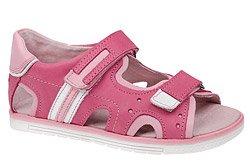 Sandałki dla dziewczynki KORNECKI 3747 Różowe