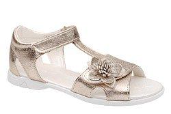 Sandałki dla dziewczynki KORNECKI 4323 Złote Brokat
