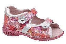 Sandałki dla dziewczynki KORNECKI 4951 Różowe