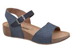 Sandały Dr Brinkmann 711012-5 Granatowe