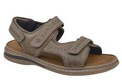 Sandały JOSEF SEIBEL 10112 Max Oliwkowe Mech