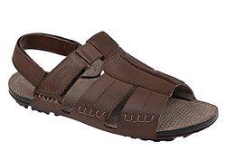 Sandały NIK 06-0136-002 Brązowe BioForm