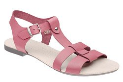 Sandały damskie VERONII 5224 Wrzosowe