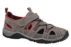 Sandały trekkingowe MANITU 620232-8 Beżowe