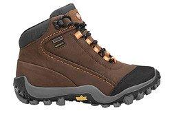 Trzewiki trekkingowe NIK 08-0048-007 Brązowe