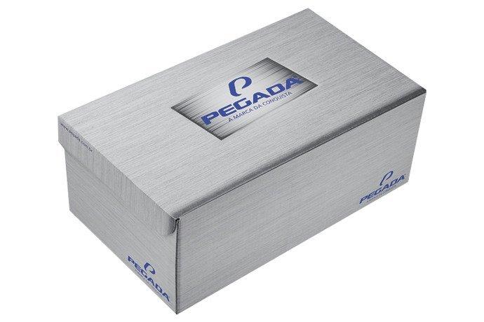 Brazylijskie Klapki PEGADA 131661 Czarne