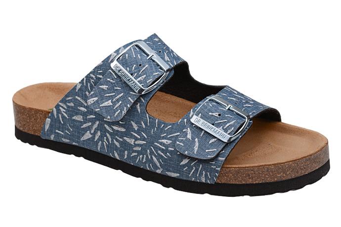 Klapki Dr Brinkmann 701286-5 Jeans