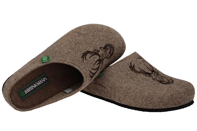 Pantofle domowe Dr Brinkmann 220210