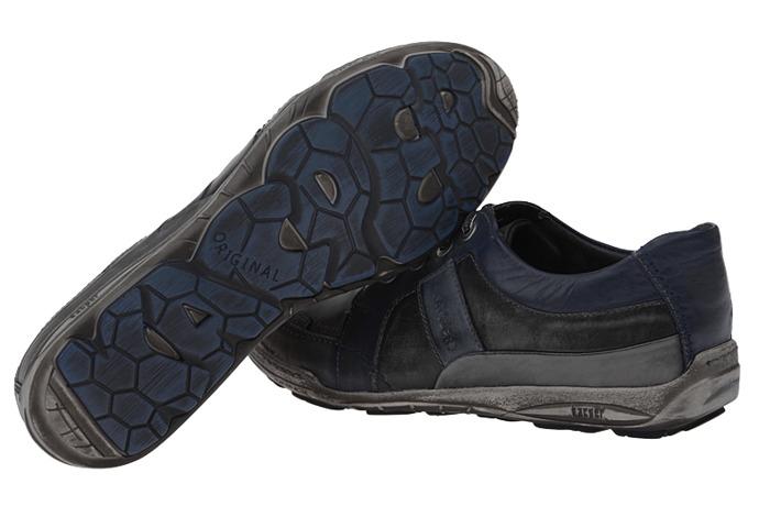 Półbuty sznurowane buty KACPER 1-4245-329