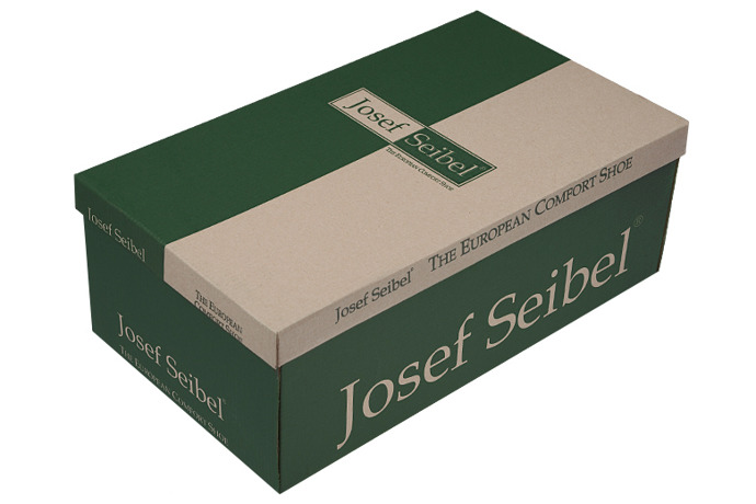 Półbuty wsuwane JOSEF SEIBEL 92439 Fabienne 39 Białe