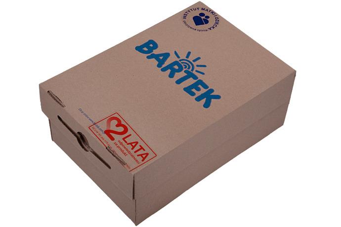 Trzewiki Profilaktyczne Sandałki BARTEK 81804