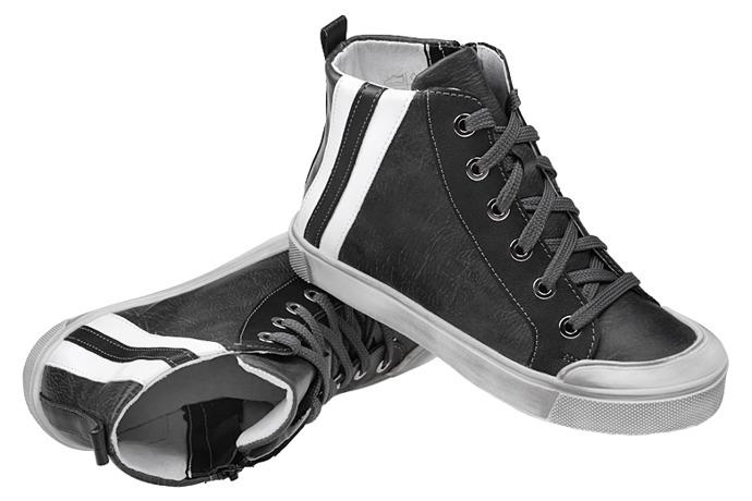 Trzewiki nieocieplane buty KORNECKI 4696 Grafit