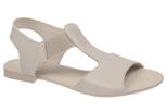 Sandały damskie VERONII 3994 Beż Pieczarka