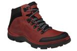 Trzewiki trekkingowe ocieplane KORNECKI 5273 Czerwone